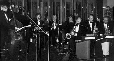 Olde Seattle Rhythm Band at a formal event